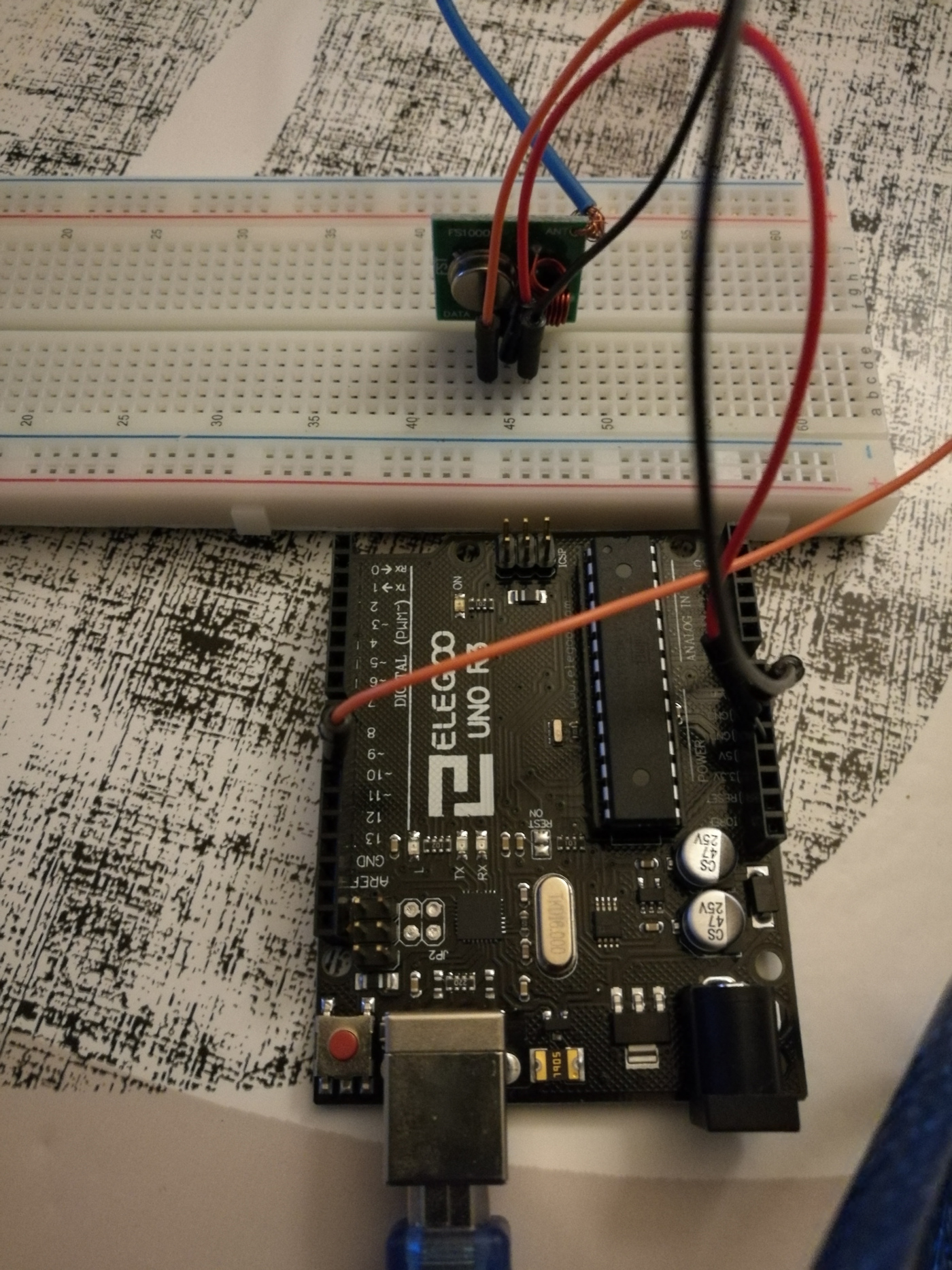 Célèbre Comment piloter ses prises électriques avec un arduino ? - CO28